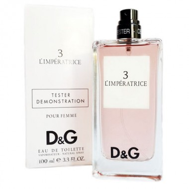 Dolce And Gabbana «№3 L'Imperatrice»